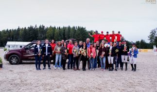 YRS 3 STAGE and FINAL 2019: SUNDAY