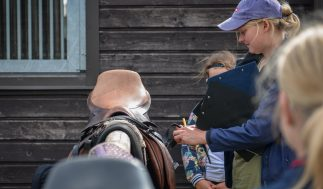 KID's CAMP «SUMMER IN SADDLE 2020»